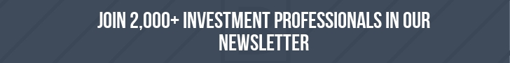 In Post Real Estate Investment Newsletter CTA